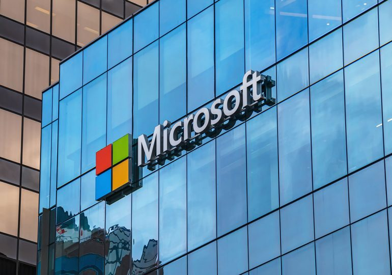 Experts explain why shares of Microsoft fell in price