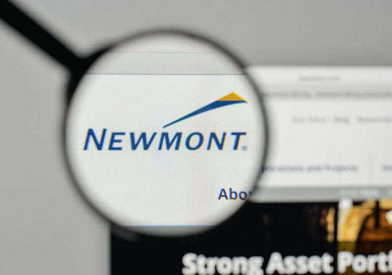 Total transaction amount of Newmont and Goldcorp