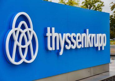 Германский индустриальный гигант Thyssenkrupp отказался от выплаты дивидендов
