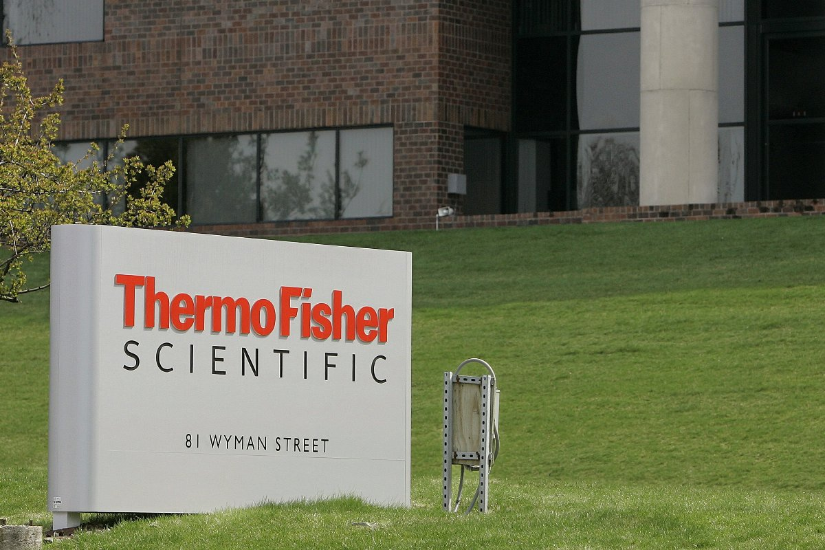 Компания Thermo Fisher Scientific Inc купила производителя тестов на коронавирус
