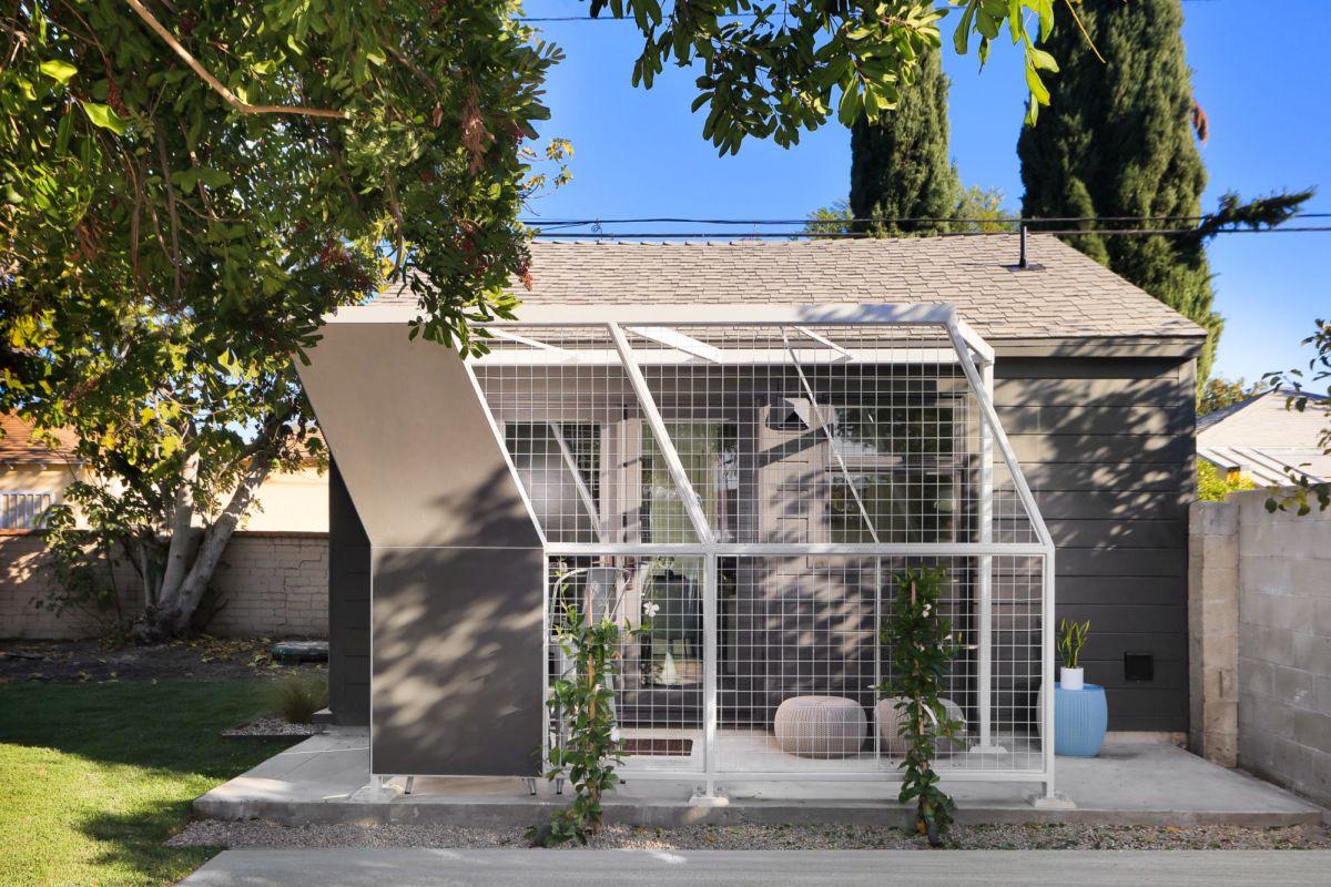 United Dwelling получил финансирование на строительство домов-студий