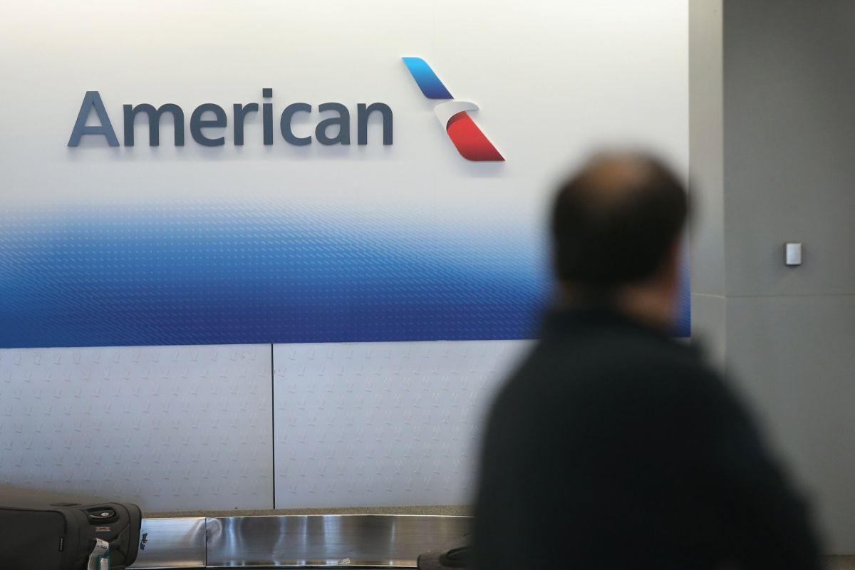 Авиакорпорация American Airlines Group Inc разместила свои акции на рынке