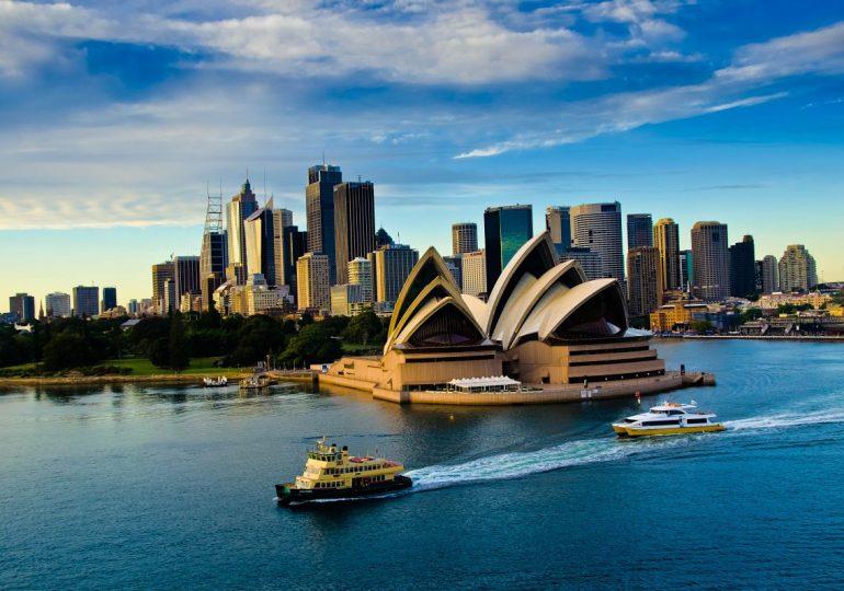 Экономика Австралии вошла в фазу рецессии