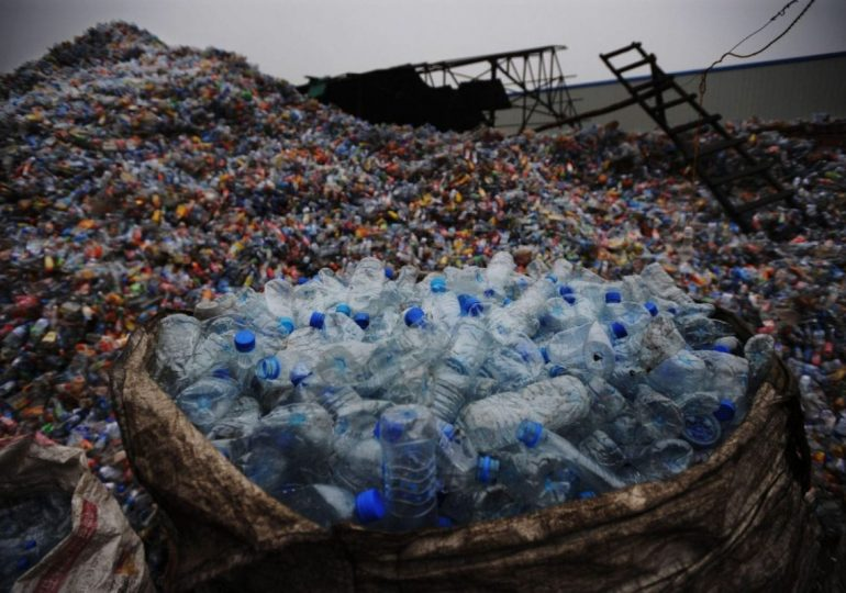 Переработка пластиковых отходов является важным направлением для Nestle